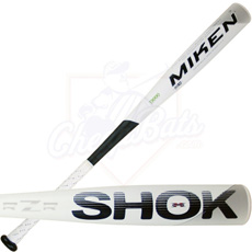 2013 Miken RZR SHOK BBCOR Baseball Bat -3oz ABSHK3