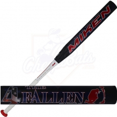 2016 Miken 4 THE FALLEN Slowpitch Softball Bat Balanced USSSA FALLBU