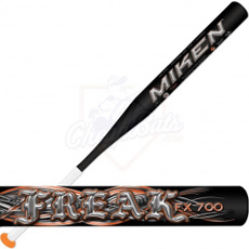 Miken Freak FX-700 Balanced USSSA Slowpitch Softball Bat SPFXBU