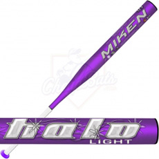 Miken Halo Light Fastpitch Softball Bat -12.5oz FPHL12