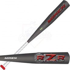 Miken RZR Junior Big Barrel Baseball Bat -10oz JRZR10
