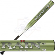 Miken Rain Light Fastpitch Softball Bat -12oz. MFRL12