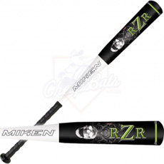 Miken RZR Senior Youth Baseball Bat -10oz SLRZ10