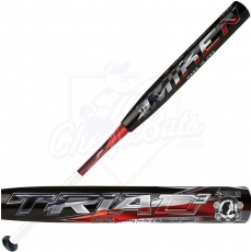 2014 Miken TRIAD 4 THE FALLEN Balanced USSSA Slowpitch Softball Bat S4FALU