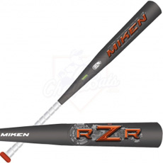 CLOSEOUT Miken RZR Senior League Baseball Bat -10oz. SLRZR1