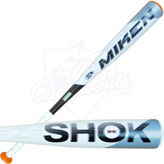 2013 Miken RZR SHOK Senior League Baseball Bat -10oz SLSK10