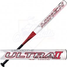 Miken Ultra II Two Piece Maxload Slowpitch Softball Bat SPU2M