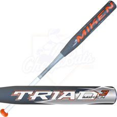 2013 Miken TRIAD Youth Baseball Bat -10oz YTRI10