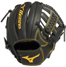 "CLOSEOUT Mizuno Pro Limited Edition Baseball Glove 11.5"" GMP600BK 311893"