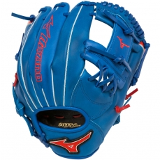 "Mizuno MVP Prime SE Baseball Glove 11.5"" Royal/Red GMVP1154PSE2"
