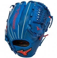 "CLOSEOUT Mizuno MVP Prime SE Baseball Glove 11.75"" Royal/Red GMVP1177PSE2"