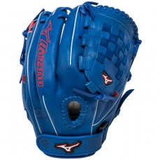 "Mizuno MVP Prime SE Fastpitch Softball Glove 12"" Royal/Red GMVP1200PSEF1"