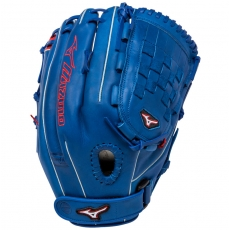 "Mizuno MVP Prime SE Fastpitch Softball Glove 13"" Royal/Red GMVP1300PSEF1"