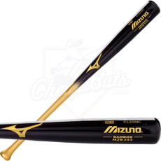CLOSEOUT Mizuno Classic Bamboo BBCOR Baseball Bat MZB243 340161 NAT/BLACK