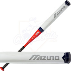 Mizuno Whiteout Fastpitch Softball Bat -10oz 340272