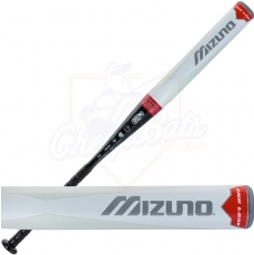 2014 Mizuno Whiteout End Load FP Fastpitch Softball Bat -10oz 340286
