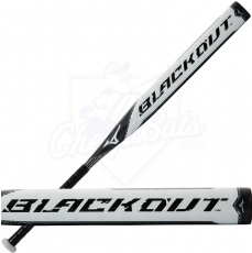 2014 Mizuno Blackout Softball Bat Balanced Slowpitch USSSA 340291