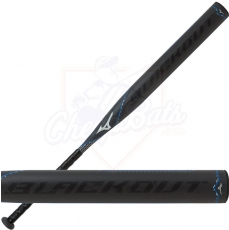 2014 Mizuno Blackout ASA Balanced Slowpitch Softball Bat  340298