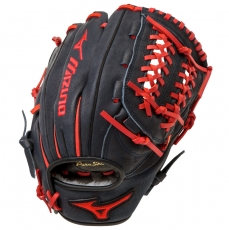 "CLOSEOUT Mizuno Franchise Series Baseball Glove 11.75"" GFN1175B1NY 312269"