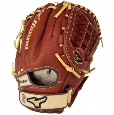 "CLOSEOUT Mizuno MVP Fastpitch Softball Glove 11.75"" GMVP1175F2"