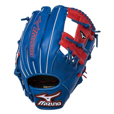 "Mizuno MVP Prime SE Series Baseball Glove 11.75"" Royal/Red GMVP1177PSE"