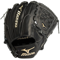 "CLOSEOUT Mizuno Global Elite VOP Baseball Glove 12"" GGE10VBK 311758"