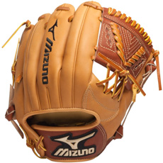 "CLOSEOUT Mizuno Global Elite Baseball Glove 11.25"" GGE42"