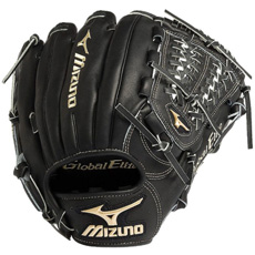 "CLOSEOUT Mizuno Global Elite VOP Baseball Glove 11.75"" GGE5VBK 311756"