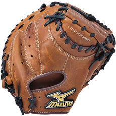 "Mizuno MVP Catchers Mitt 34"" GXC57"