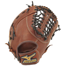 "CLOSEOUT Mizuno MVP Series First Base Mitt GXF57 13"" 311809"
