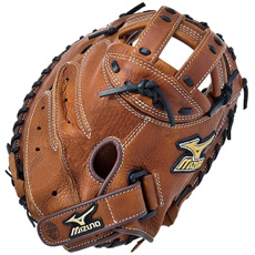 "Mizuno MVP Series Fastpitch Catchers Mitt GXS57 34"" 311810"