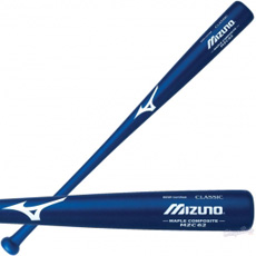 Mizuno Wood Composite Baseball Bat Matte Royal Blue MZC62