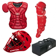 Easton Natural Catcher's Set Intermediate (Age 13-15) A165041