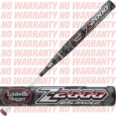 NO WARRANTY 2013 Louisville Slugger Z2000 Slowpitch Softball Bat Balanced SB13ZB NO WARRANTY