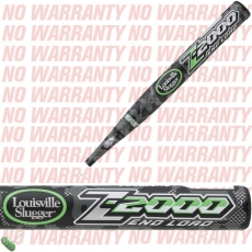 NO WARRANTY 2013 Louisville Slugger Z2000 Slowpitch Softball Bat End Load SB13ZE NO WARRANTY