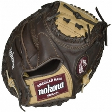 Nokona Buckaroo Catchers Mitt Baseball Glove BB-3200C 32""