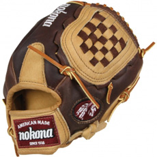 "Nokona Buffalo Combo Youth Select Baseball Glove 10.5"" BC-1050C"