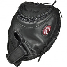 Nokona Bloodline Black Fastpitch Catchers Mitt BLF-3250C-BLK 32.5""