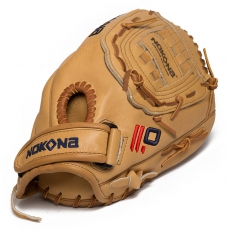 "CLOSEOUT Nokona Legend Pro Fastpitch Softball Glove 12.5"" L-V1250"