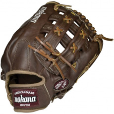 Nokona Walnut Baseball Glove WB-1275H 12.75""