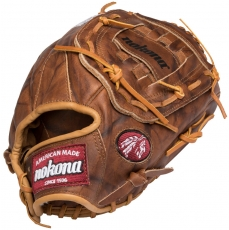 "Nokona Classic Walnut Slowpitch Softball Glove 13"" WS-1300"