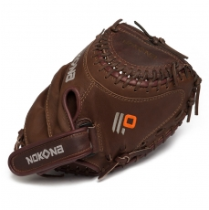 "Nokona X2 Buckaroo Fastpitch Softball Catcher's Mitt 32.5"" X2-V3250"