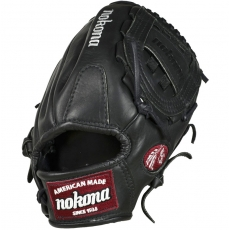 CLOSEOUT Nokona Bloodline Black Baseball Glove BL-1200 12""