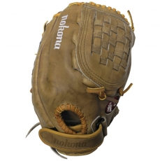 Nokona BTF-1250 Banana Tan Fastpitch Softball Glove 12.5""