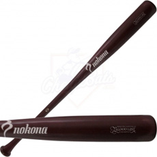 Nokona MB-243 Maple Wood Baseball Bat Bloodline