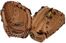 "Wilson A2K Baseball Glove 1915 12"" All Brown"