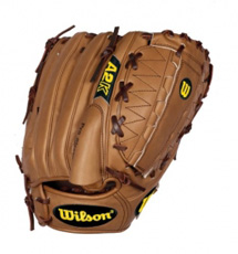 "Wilson A2K Baseball Glove A2K XL 12.5"" All Brown"