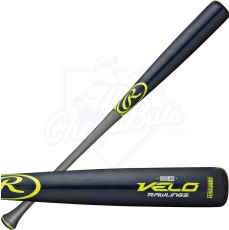 Rawlings Velo Wood Composite BBCOR Baseball Bat -3oz R110CV