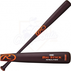 CLOSEOUT Rawlings Big Stick Wood Composite BBCOR Baseball Bat -3oz R243CB
