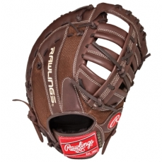 "CLOSEOUT Rawlings REVO 550 Solid Core Fastpitch First Base Mitt 13"" 5SCFBM"